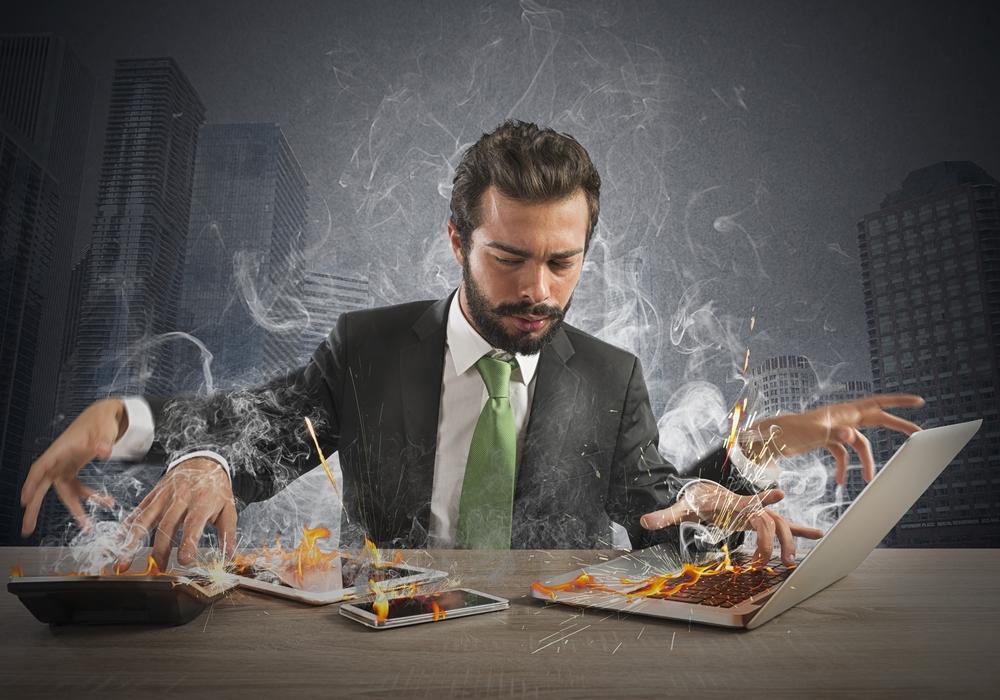 Stres jako czynnik wielu chorób
