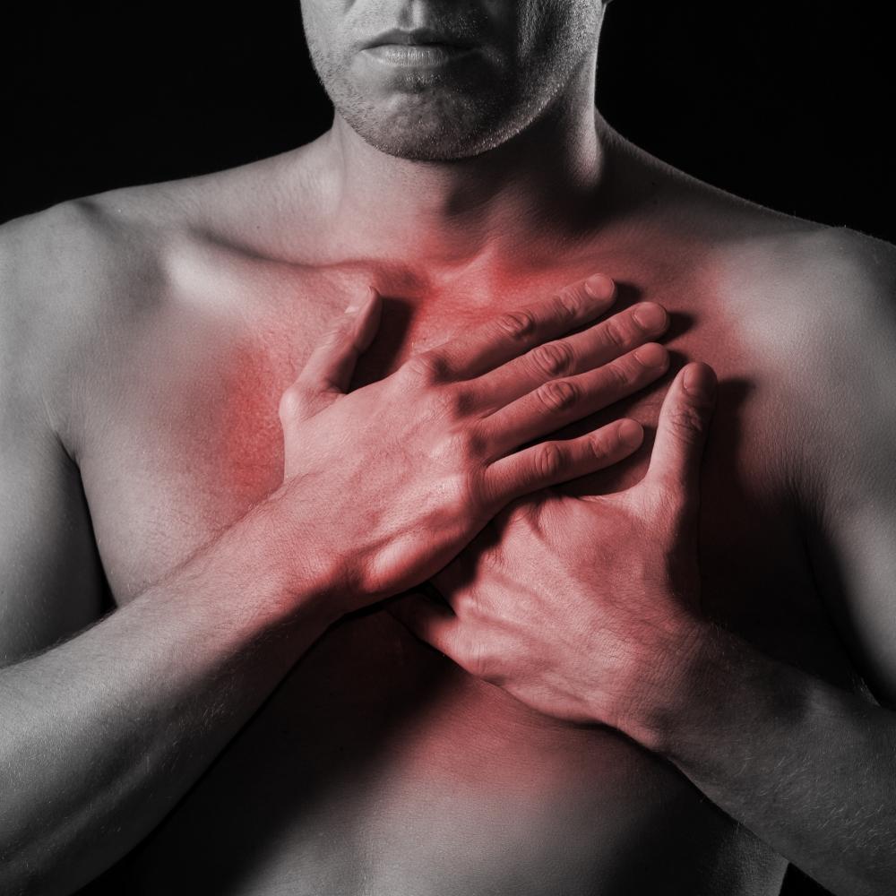 Objawy zawału serca. Nie panikuj, Dowiedz się co robić.